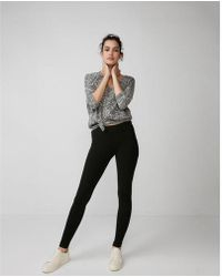 Express - Sexy Stretch Ankle Leggings - Lyst