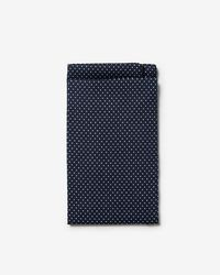 Express - Pre-folded Polka Dot Cotton Pocket Square - Lyst