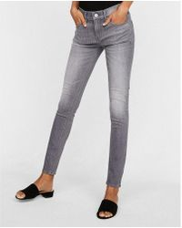 Express - Petite Mid Rise - Lyst