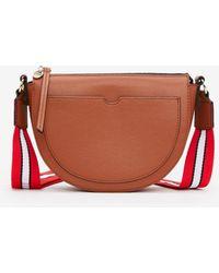 1b7b8df4b5 Express Melie Bianco Josephine Chain Strap Crossbody Bag in Black - Lyst