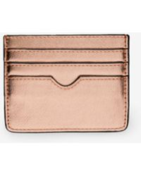 Express - Slim Credit Card Holder - Lyst