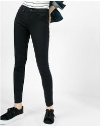 Express - Mid Rise - Lyst