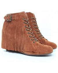 No Name Diva Indian Boots - Lyst