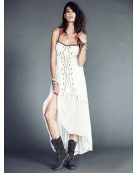 Free People Womens Gianna'S Limited Edition Dress - Lyst