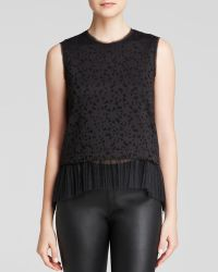 Elizabeth And James Top - Belford - Lyst