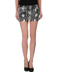 Pierre Balmain | Denim Skirt | Lyst