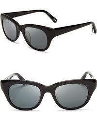 Elizabeth And James Anson Polarized Cat Eye Sunglasses - Lyst