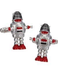 Mach Speed - Robot Cuff Links - Lyst