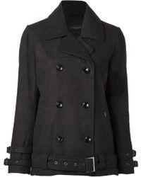 Obey Oxford Jacket - Lyst