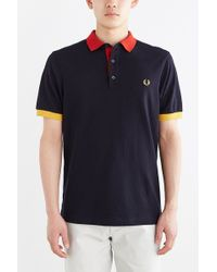 Fred Perry Color Pop Polo Shirt - Lyst
