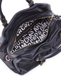 Marc By Marc Jacobs Classic Q Groovee Satchel Bag - Lyst