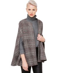 Akira Black Label - Hold Up Cape A Minute - Lyst