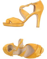 Repetto Sandals - Lyst