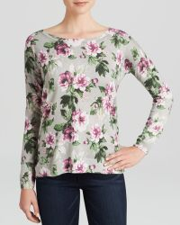 Joie Sweater - Emele Floral - Lyst