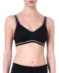 Freya Active Storm Moulded Racerback Sports Bra  - Lyst