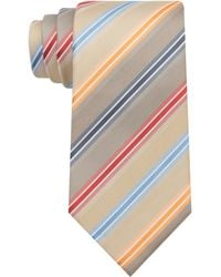 Kenneth Cole Reaction Brandon Stripe Tie - Lyst