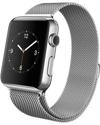 Yes - Apple Watch With 42mm Stainless Steel Case & Milanese Loop - Lyst