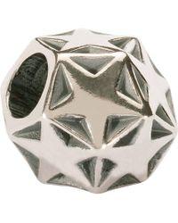 Trollbeads - 'sparkling Star' Silver Bead - Lyst
