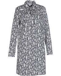 Diane von Furstenberg | Short Dress | Lyst