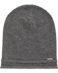 HUGO - Hat In Cashmere: 'women-x 458' - Lyst