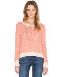 Shae - Stitch Pullover Sweater - Lyst