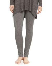 Donna Karan New York Liquid Jersey Basic Leggings - Lyst