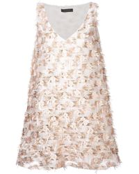 Thakoon Trapeze Dress - Lyst