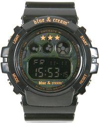 Blue & Cream - Shock Black Ops Military - Lyst
