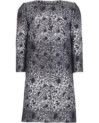 Matthew Williamson Wing Lace Brocade Coat - Lyst