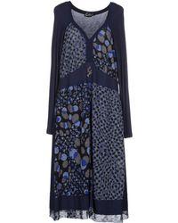 Gattinoni - Knee-length Dress - Lyst