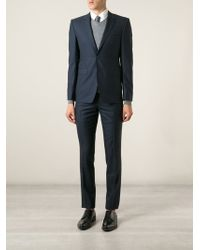 Burberry London Two Piece Suit - Lyst