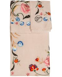 Temperley London Toledo Embroidered Scarf - Lyst