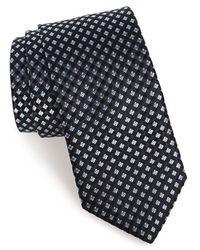 Michael Kors 'Float Neat' Woven Silk Tie - Lyst