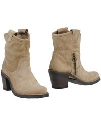Fiorentini + Baker Fiorentinibaker Ankle Boots - Lyst