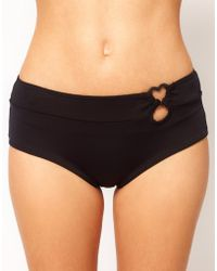 Freya Black Eclipse Short - Lyst