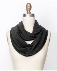 Ann Taylor Cashmere Infinity Scarf - Lyst