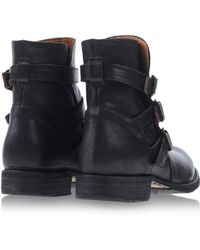 Fiorentini + Baker Ankle Boots black - Lyst