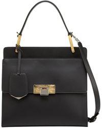 Balenciaga Le Dix Cartable Flap Satchel Bag - Lyst