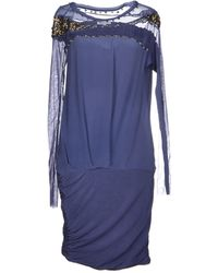 Patrizia Pepe Knee-length Dress - Lyst