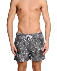 Humor - Swimming Trunk - Lyst