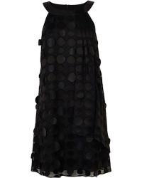 Coast Black Carita Dress - Lyst