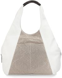 L.A.M.B. Gabe Leather Tote Bag - Lyst