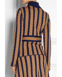 Duro Olowu - Jacquard-knit Wool Jacket - Lyst