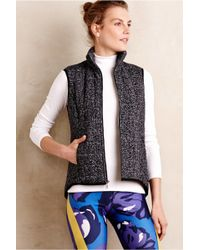 Pure + Good - Quilted Maja Vest - Lyst