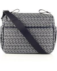 Fendi Zucca Logo Changing Bag - Lyst