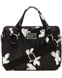 Marc By Marc Jacobs - Pretty Nylon Painted Flower 13' Computer Bag - Lyst