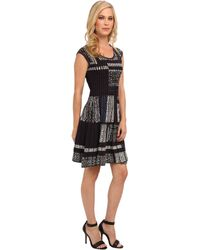 Nic+zoe Petite Traveling Twirl Dress - Lyst