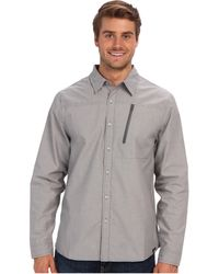 The North Face Ls Cronin Shirt - Lyst