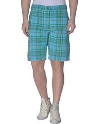 Tailor Vintage - Bermuda Shorts - Lyst