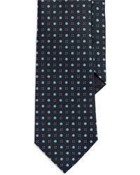 Hugo Boss Patterned Silk Tie - Lyst